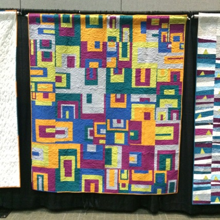 2015 OCMQC QuiltCon Charity Quilt