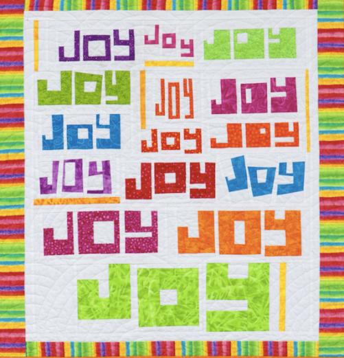 """Joyful"" by Tonya Ricucci"