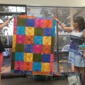 Squares by Mary Ann