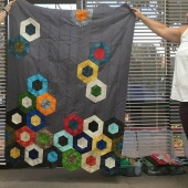 Hexies for a Man by Shannon