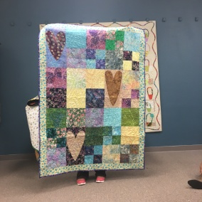 Trudy: The Quiltmaker's Gift
